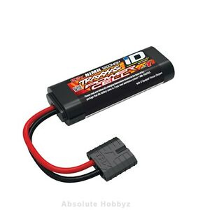 "Traxxas ""Series 1"" 6-Cell 1/16 Battery w/iD Traxxas Connector (7.2V/1200mAh) - T"