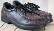 Womens SAS Tripad Comfort Soft Step Casual Shoes Antique Wine Burgundy 9.5 N