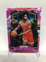 2019-20 Panini Prizm COBY WHITE PINK CRACKED ICE BULLS ROOKIE #253 RC 🔥 HOT 🔥