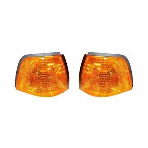 NEW PAIR OF TURN SIGNAL LIGHTS FITS BMW 323I 1997-1998 63-13-8-353-279 BM2521102