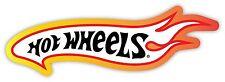 "Hot wheels Racing Slot Car sticker decal 8"" x 3"""