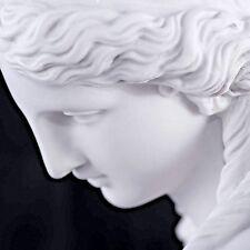 Escultura de mármol del busto pureza, clásica, Regalo, Arte, ornamento.