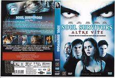 SOUL SURVIVORS - ALTRE VITE (2001) dvd ex noleggio