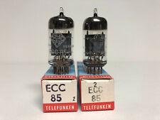 2 x Telefunken ECC85 (6AQ8) <> Diamond NOS, geprüft mit RoeTest V8 (4)