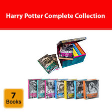 Harry Potter 7 Books Boxed Set Complete Collection J K Rowling Pack NEW HB