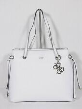 Neu Guess elegante Handtasche City Shopper Henkeltasche Bag Digital Weiß 139