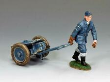 King & Country RETIRED RAF046 RAF Airfield Starter Kit - Mint in the Box