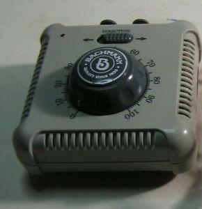 Bachmann #46605A Controller Transformer w/ Power Adapter