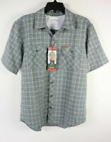 Orvis Men's Short Sleeve Woven Tech Shirt - VARIOUS COLORS & SIZES