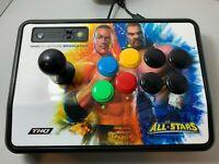 WWE All Stars Brawlstick Joystick Arcade Fight Pad | Xbox 360 Madcatz THQ 47187