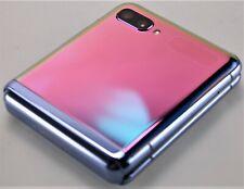 Samsung Galaxy Z Flip 256GB Dual-SIM Mirror Purple - Zustand akzeptabel
