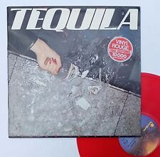 """Vinyle 33T Tequila  """"Chacun pour soi ?"""" - color disc"""