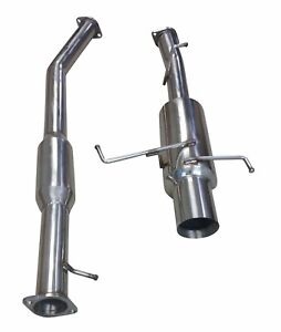 CAT BACK EXHAUST for NISSAN SKYLINE R33 GTS & GTS-T 3 INCH STAINLESS  RB25DET
