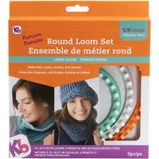 Knitting Board Chunky Round Loom 3/Pkg Kb8150