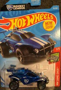 Hot Wheels 2019 Rocket League Octane Game Over 1/5