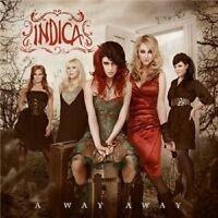 """INDICA """"A WAY AWAY"""" CD 10 TRACKS NEU"""