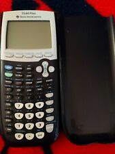 Texas Instruments TI-84 Plus Graphing Calculator - Works Great!