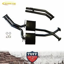 """VT VX VY VZ V8 Holden Commodore Wagon Hurricane Twin 3"""" Cat Back Sports Exhaust"""