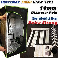 Indoor Grow Tent Box 60x60x140cm Fo HPS/MH Grow Light Hydroponics Plant Growroom