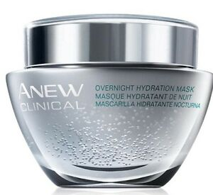 Anew Clinical Overnight Hydration Mask  New by Avon