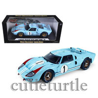 Shelby Collectibles 1966 Ford GT 40 MKII #1 1:18 Lemans Driven by Ken Miles 411