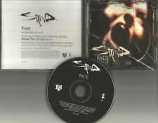 Aaron Lewis STAIND Fade 2001 USA PROMO Radio DJ CD single MINT PRCD 1665
