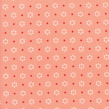 Bonnie and Camille The Good Life Floral Dot Pink 55152 23 Moda Quilting Cotton