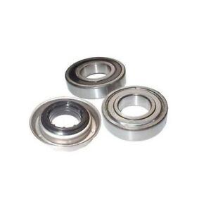 Hotpoint C00202418 Washing Machine Bearings 6206Z Plus 6207RS & Seal Kit - 35mm