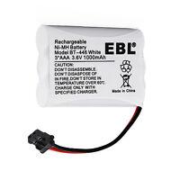 1000mAh BT-446 Home Phone Battery For Uniden Cordless Phone BT446 BT1005 Replace