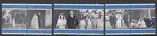 ST HELENA : 1997 Golden Wedding set + M/Sheet SG746-51+MS752 unmounted mint
