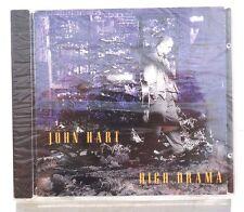 High Drama by John Hart (Guitar) (CD, Jul-2004, Concord) Sealed