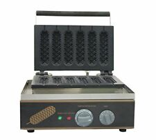 Sell Well 110V/220V Commercial Use Electric Corn Waffle Maker Hot Dog Machine