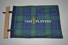 The Players Championship TPC Sawgrass Seamus Golf Pin Flag Tartan Plaid Limited