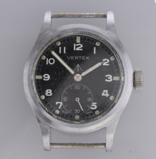 Vintage Vertex Dirty Dozen British WWW Military Watch 1945