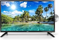 32 zoll Fernseher DVB-T2-C-S2 Triple Tuner Xoro HTC 3247DVD PVR 12V Sat Receiver