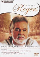 [BRAND NEW] DVD: KENNY ROGERS: GOING HOME