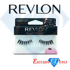 Revlon Beyond Natural Dramatic Volume False Cutie Doll Eyelashes - 91268