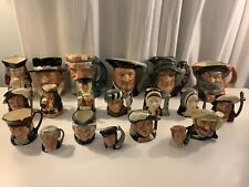 20 Royal Doulton Mugs Prime Condition