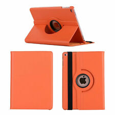 Case Cover For iPad 360 Rotating Smart Leather  2 3 4 mini air 2017 colourful