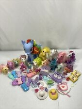 MY LITTLE PONY Lot of 17 Plus Accessories