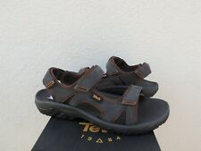 TEVA KATAVI 2 BLACK OLIVE SUEDE STRAPPY SPORT SANDALS, MEN US 11/ EUR 44.5 ~ NIB