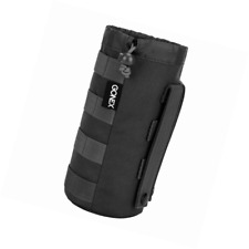 Tactical Military Molle, Water Bottle Pouch, Liquid Repellent, Traveling Bag