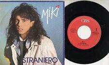 MIKI produzione RED CANZIAN POOH raro disco 45 giri MADE in ITALY Straniero