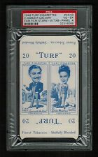 PSA 4 CLARK GABLE & PHILLIS CALVERT 1949 Turf Cigarette Card COMPLETE WITH TABS