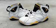 Nike 2006 Air Jordan Retro VII Varsity Maize 7: Women's size 7 Men's size 5.5