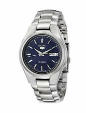 Seiko 5 Automatic Stainless Steel Blue Dial 38mm Mens Watch SNK603K1