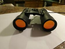 Black Military 10 x 25 Mm Compact Zoom Binoculars , great condition !