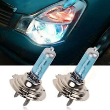 2x Car Auto H7 Halogen Front Headlight Lighting Light Bulb 55W New DC 12Volt