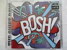 The Quiet Boys - Bosh - CD 1995 Acid Jazz