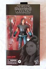 Star Wars Black Series Cara Dune Action Figure Toy 6 inch Scale The Mandalorian